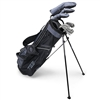 "U.S. Kids Tour Series 66"" 10-Club Graphite Stand Bag Set"