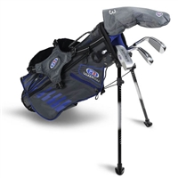 "U.S. Kids Ultralight 45"" 4-Club Stand Bag Set"