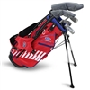 "U.S. Kids Ultralight 48"" 5-Club Stand Bag Set"