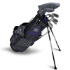"U.S. Kids Ultralight 54""-s 7-Club DV3 Stand Bag Set"
