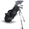 "U.S. Kids Ultralight 60""-s 7-Club DV3 Stand Bag Set"