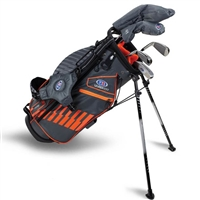 "U.S. Kids Ultralight 51"" 5-Club Stand Bag Set"