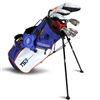 "U.S. Kids Tour Series 51"" 10-Club Graphite Stand Bag Set"