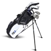 "U.S. Kids Tour Series 54"" 10-Club Graphite Stand Bag Set"
