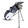 "U.S. Kids Tour Series 60"" 10-Club Graphite Stand Bag Set"