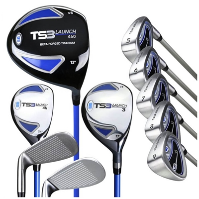 "U.S. Kids Tour Series 63"" 10-Club Graphite Set"