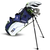 "U.S. Kids Tour Series 57"" 10-Club Steel Stand Bag Set"