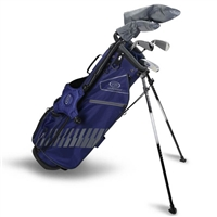 "U.S. Kids Ultralight 63"" 5-Club Stand Bag Set"