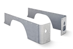 CJ-8 Crusher Corners - Stock (Aluminum)