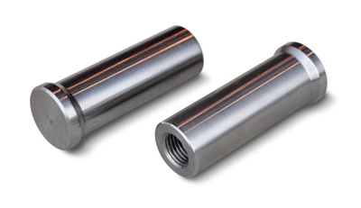 Machined Steel Seatbelt Bungs