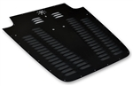 TJ Hood Louver '03-'06 - Black PC