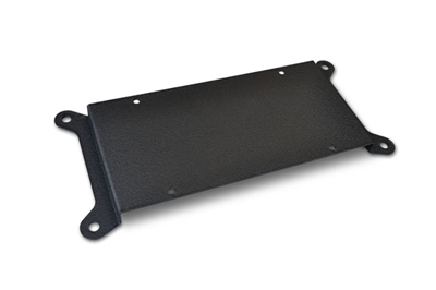 JK License Plate Mount (Wide Vent)