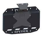 JL Spare Tire Carrier Delete Plate with Camera Mount