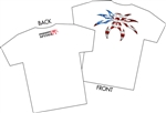 USA Spyder T-Shirt - Men- X-Large
