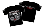 Poison Spyder Racing BFH T-Shirt - Men - 3X-Large