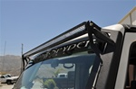 "Rigid Ind. SR-Series 50"" Single Row LED Light Bar - Spot/Flood Combo"