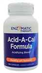 Enzymatic Therapy - Acid-A-Cal - 100 caps