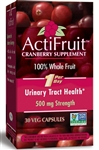 Enzymatic Therapy - ActiFruit Cranberry Supplement - 30 caps