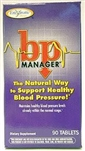 Enzymatic Therapy - BP Manager - 90 tabs
