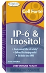 Enzymatic Therapy - Cell Forte IP-6 & Inositol - 120 tabs