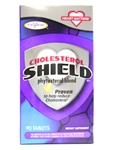 Enzymatic Therapy - Cholesterol Shield - 90 Tabs