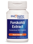 Enzymatic Therapy - Forskohlii Extract  - 60 Caps