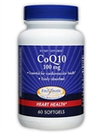 Enzymatic Therapy - CoQ10 100 mg - 60 Gels