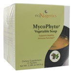 EcoNugenics - Mycophyto Vegetable Soup - 12 Pkts