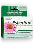 Enzymatic Therapy - Esberitox Superchargd Echinacea - 200 Chews