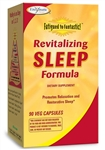Enzymatic Therapy - Fatigued to Fantastic Revitalizing Sleep Formula - 90 Caps