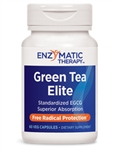 Enzymatic Therapy - Green Tea Elite with EGCG  - 60 Caps