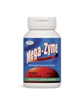 Enzymatic Therapy - Mega-Zyme - 200 Tabs