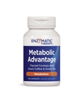 Enzymatic Therapy - Metabolic Advantage - 100 Caps