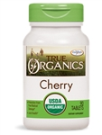 Enzymatic Therapy - Organic Cherry Fruit Extract - 90 Tabs