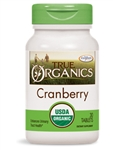 Enzymatic Therapy - True Organics Cranberry - 30 Tabs