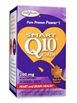 Enzymatic Therapy - SMART Q10 CoQ10 Maple 200 mg - 30 Chews