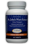 Enzymatic Therapy - St. John's Wort Extract - 60 Tabs