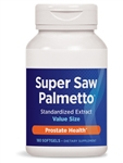 Enzymatic Therapy - Super Saw Palmetto - 180 Gels