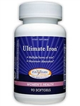 Enzymatic Therapy - Ultimate Iron - 90 Gels