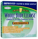 Enzymatic Therapy - Whole Body Cleanse - 1 kit