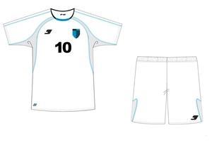 52588f859c8 Adult Capelli Sport Soccer Uniform White Combo