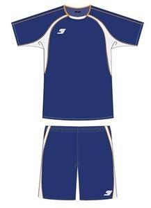 34e0c3f1722 Adult Capelli Sport Raven Soccer Uniform Navy Combo
