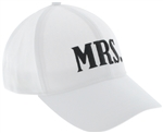 Capelli New York Mrs Embroidered Twill Baseball Cap