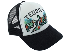 Capelli New York Ladies Tequila Por Favor Trucker Cap