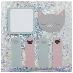 Capelli New York Post It Set - Pretty Kitties
