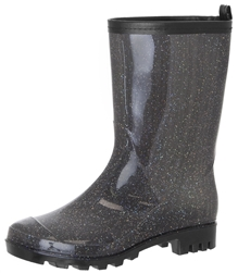 Capelli New York Glitter Ladies Mid-Calf Rain Boot