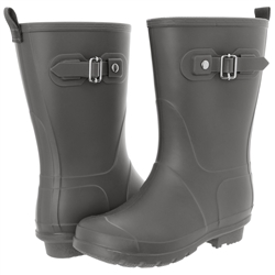 Capelli New York Ladies Matte Mid-Calf Fisherman Rain Boot