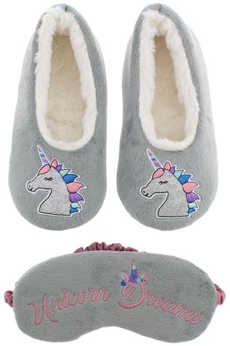 Girls Unicorn Slippers Capelli New York New