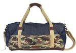 Triple Five Soul Subway Duffle