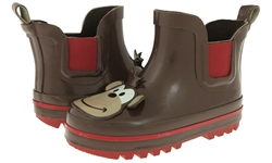 Capelli New York Toddler Boys Monkey Face Rain Boot